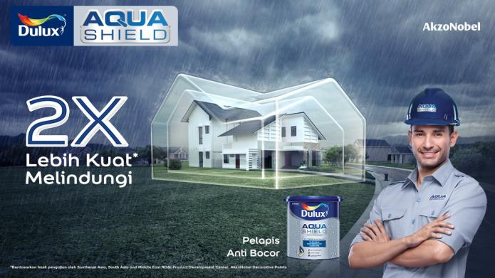 Dulux Aquashield Top Banner